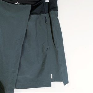 REI Skirts - REI | Skirt Tennis Faux Wrap Black Size Medium